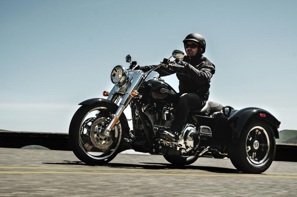 Мотосервис_москва_Trike_Harley-Davidson