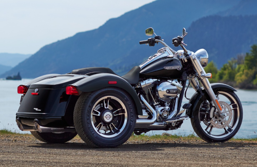 Мотосервис_москва_Trike_Harley-Davidson_1