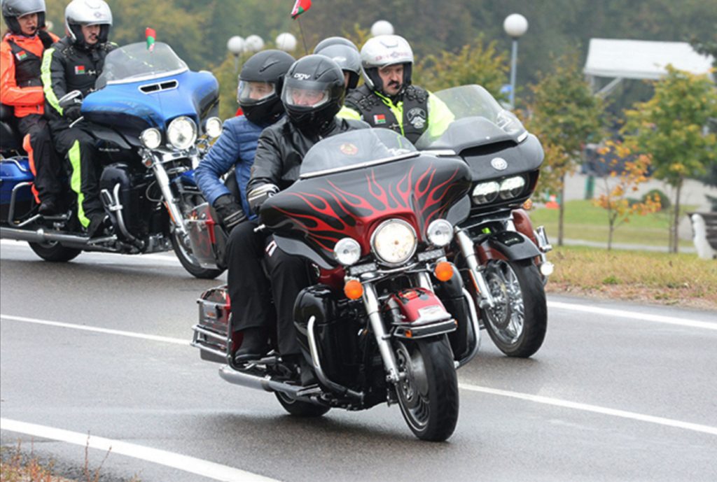 Harley Owners Group Minsk